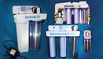 Order UV Water Filter Systems